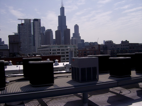 Rooftop Air Conditioning